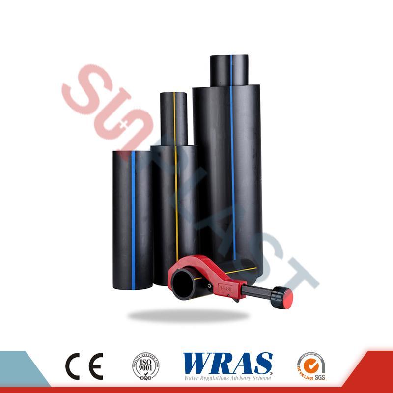 HDPE-toru (polü-toru) veepuhastitele & amp; Drenaaž