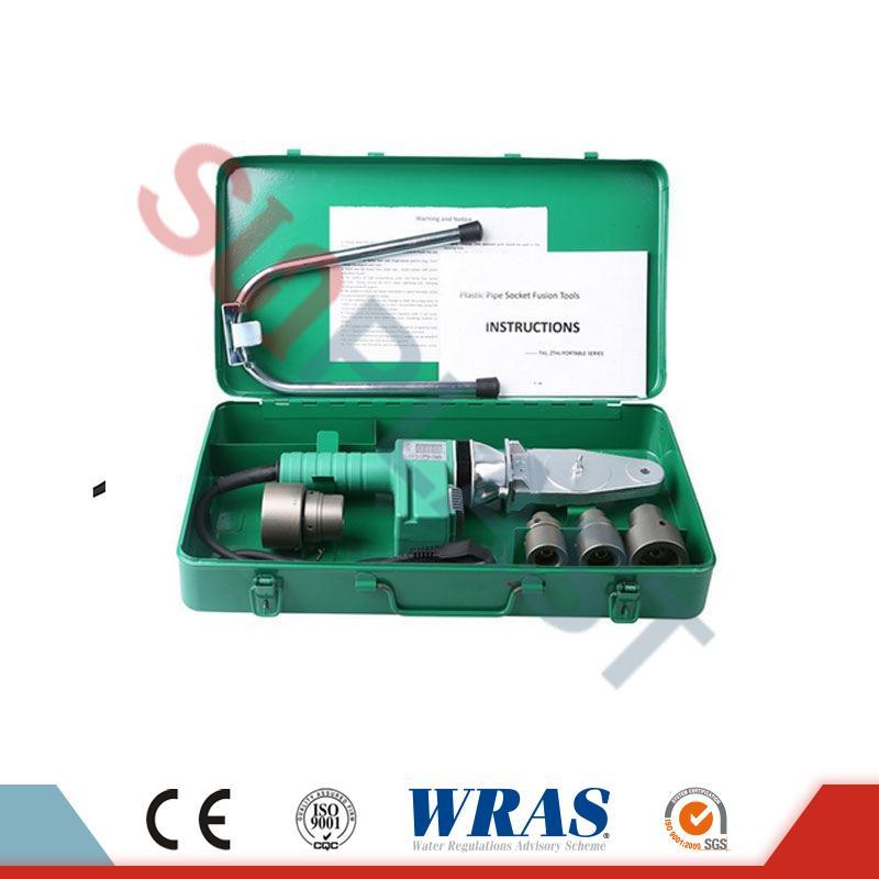 20-32 mm Socket Fusion-keevitusseade PPR-toru jaoks ja HDPE toru