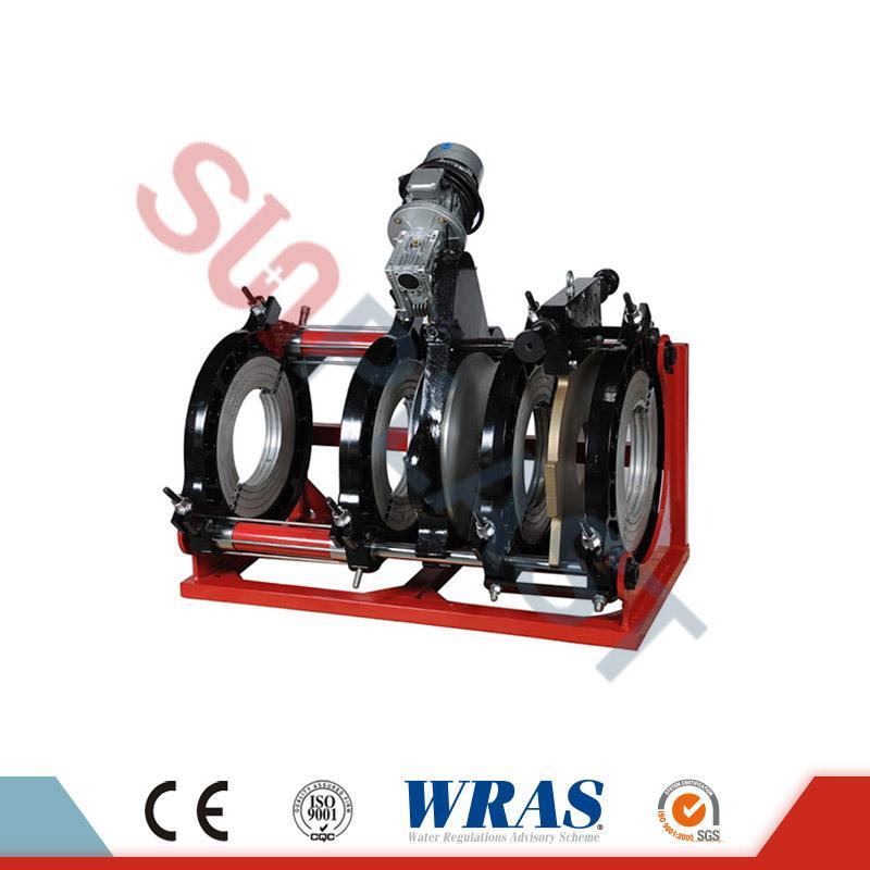 400-630mm hüdrauliline Butt Fusion keevitus masin HDPE toru